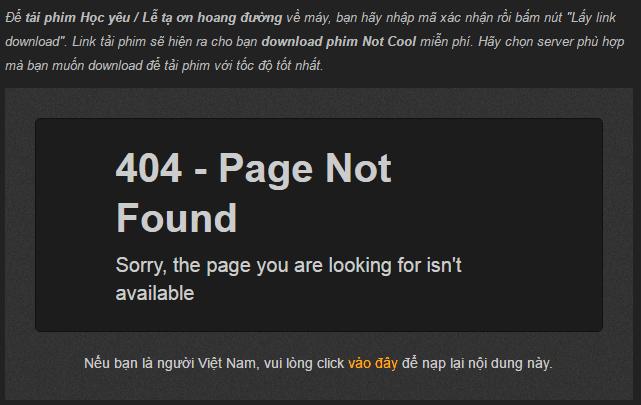 Tôi đã hack phimmoi.net như thế nào?
