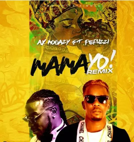 Download Audio | AK Mogazy ft Peruzzi - Mama Yo Remix