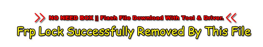 Flash Firmware BD: Tecno LA6 Flash File {{ Hang On Logo Fix