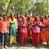 पचपकड़ी में 1001 कुंवारी कन्याओं द्वारा निकली गयी कलश यात्रा के साथ श्री लष्मी नारायण महायज्ञ शुरू