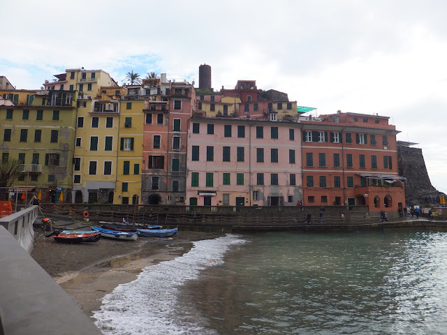 elisaorigami, blog, voyages, Cinqueterre, Liguria, Italie