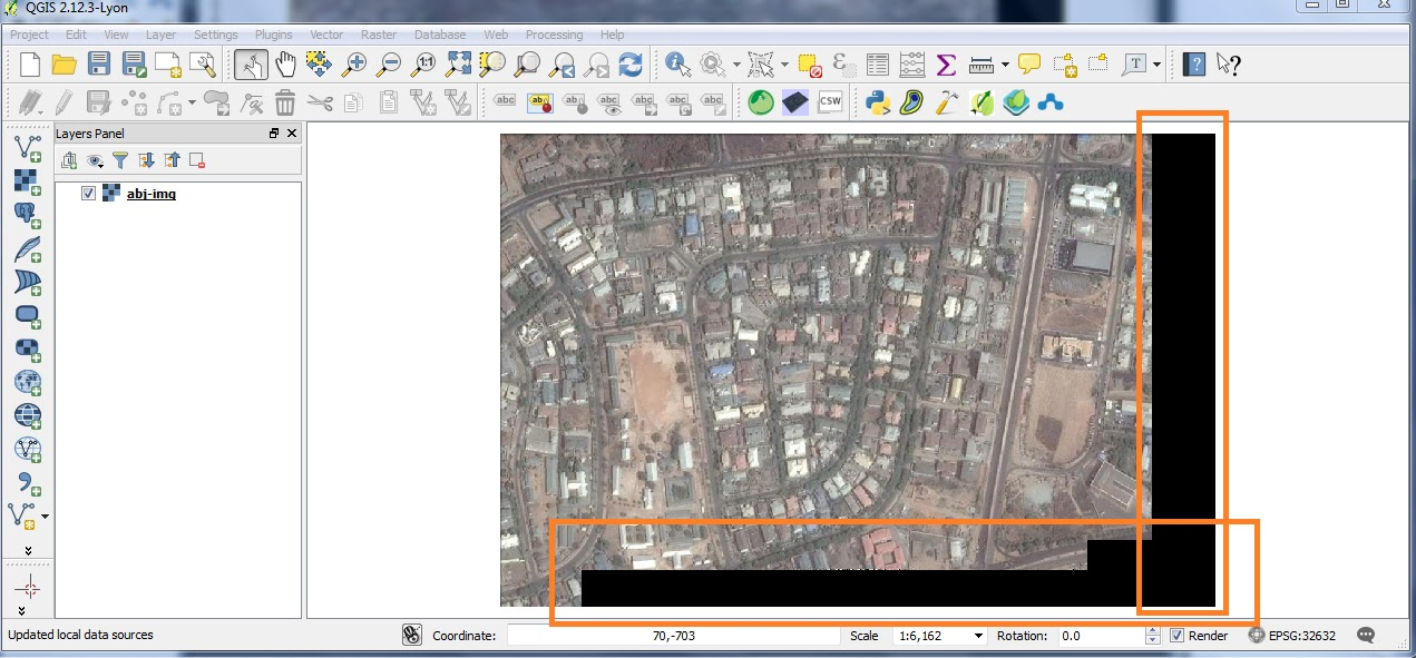 Geospatial Solutions Expert: How to remove no-data values on