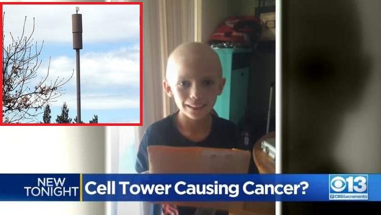Φταίει η κεραία; - Σε ένα σχολείο της Καλιφόρνια, τρεις εκπαιδευτικοί και τέσσερα παιδιά έπαθαν καρκίνο