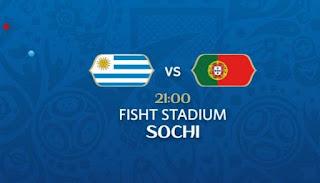 Susunan Pemain Uruguay vs Portugal
