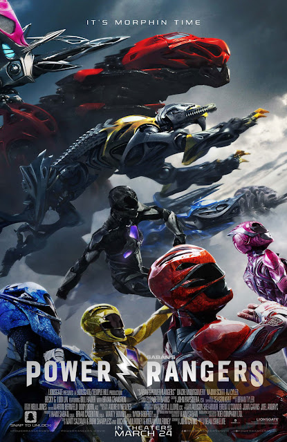 Power Rangers (2017) ταινιες online seires oipeirates greek subs