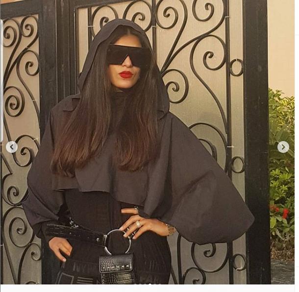 رانيا أبو النصر تتألق بإطلالة كاجوال لافتة .. صور