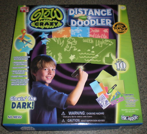 Js And Giveaways Christmas Guide Day3 Glow Crazy Distance Doodler