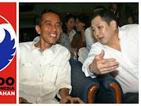 Ketua Perindo Ingin Pinang Jokowi Sebagai Capres 2019