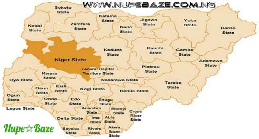 Niger State Map In Nigeria , Niger State History , The History Of Niger State