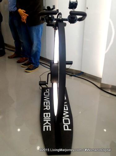 Huawei Power Bike