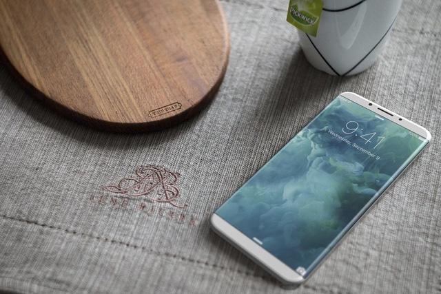 Apple sẽ trang bị tính năng sạc không dây cho iPhone 8