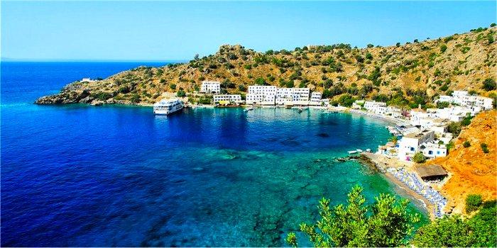 Loutro, isola di Creta, Grecia