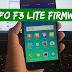 Oppo F3 Lite Firmware/Flash File | CPH1701EX_11_A.05_170120