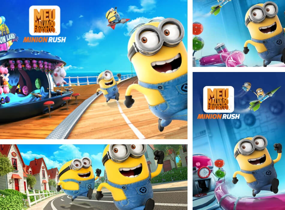 Minion Rush: Meu Malvado Favorito