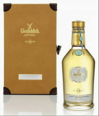 Glenfiddich Janet Sheed Roberts Reserve whisky 1955