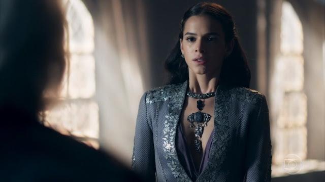 Catarina se torna uma rainha boa - Resumo Deus Salve o Rei