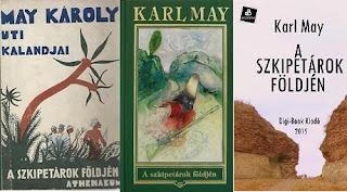 Karl May A szkipetárok földjén