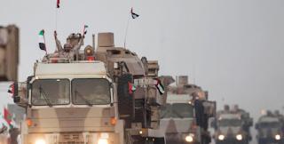 إطلاق خريطة إماراتية لفصل جنوب اليمن
