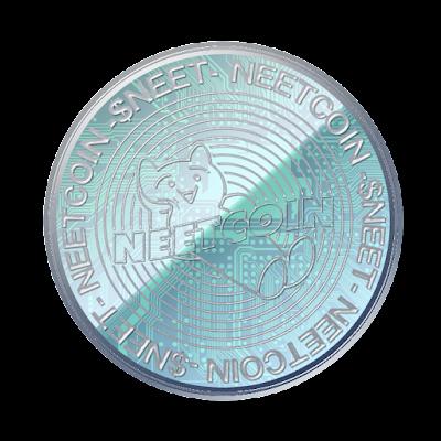 NEETCOIN(ニートコイン)のフリー素材