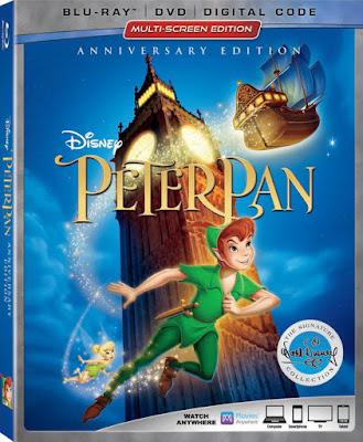 Walt Disney - Classic Peter Pan Movie