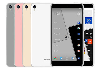 Nokia C1 Mobile Full Specifications And Price In Bangladesh