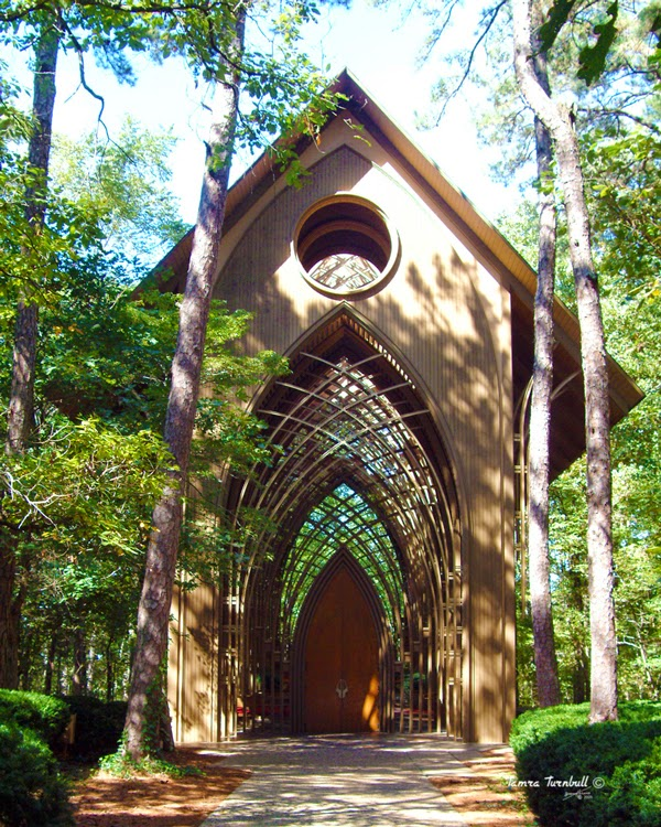 Mildred B Cooper Memorial Chapel In Bella Vista Arkansas