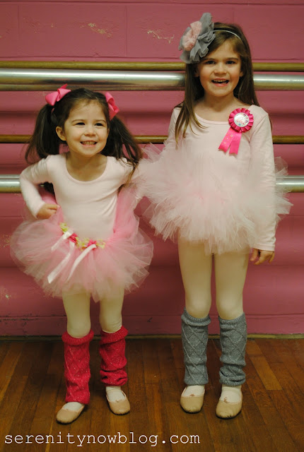 Ballet Birthday Party on a Budget