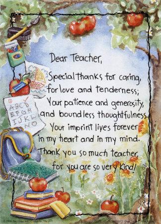 e ESSAY ON TEACHER