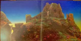 Led Zeppelin House Of the Holy Inside Cover Art