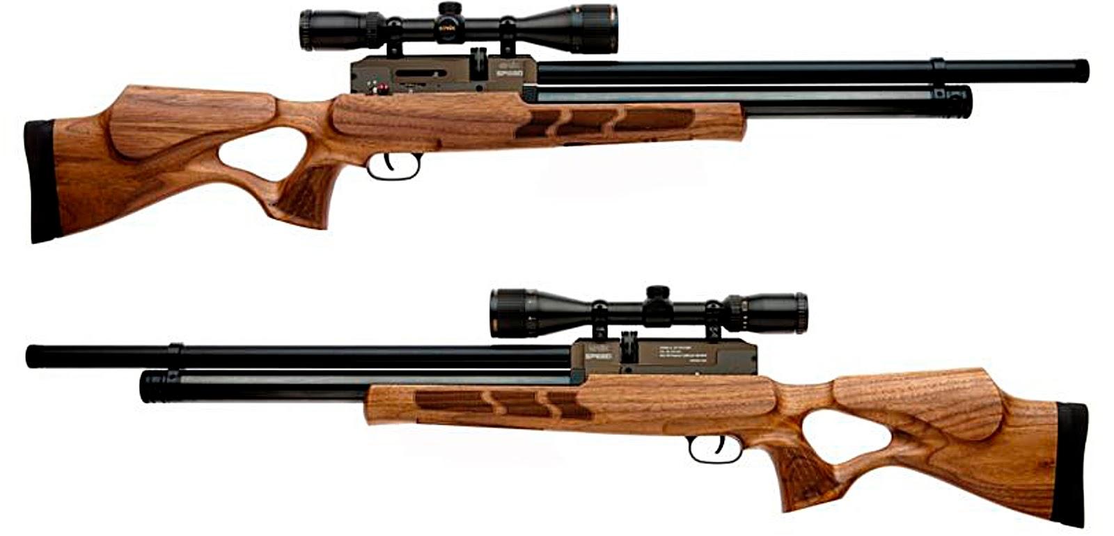 Evanix Conquest Speed Semi Auto Pcp Air Rifle: Senapan Pcp Import: Senapan Pcp Evanix Speed