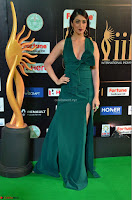 Laxmi Rai in a Deep neck Beautiful Green Gown Cute Actress Laxmi Rai ~  004.JPG
