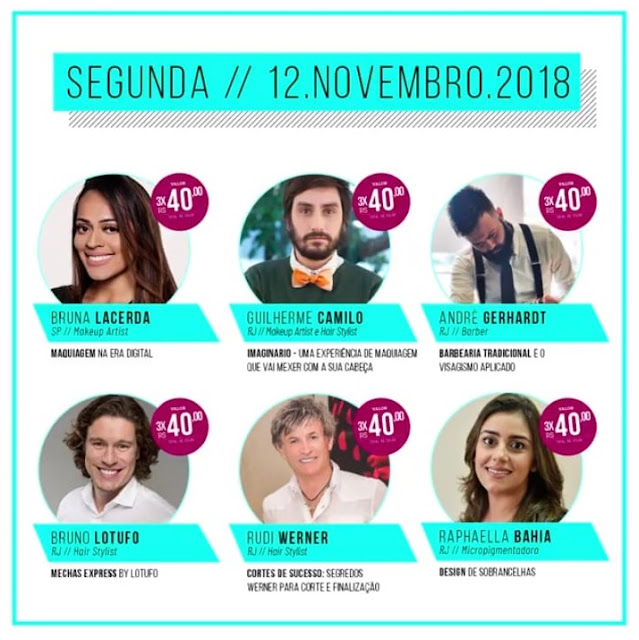 feira-fibel-the beauty salon-2018-cursos-programacao