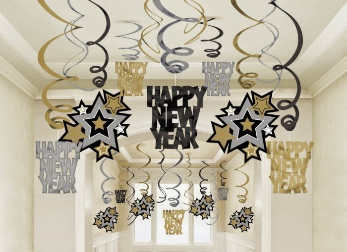 Happy New Year 2019 Home Decoration Pictures 3D