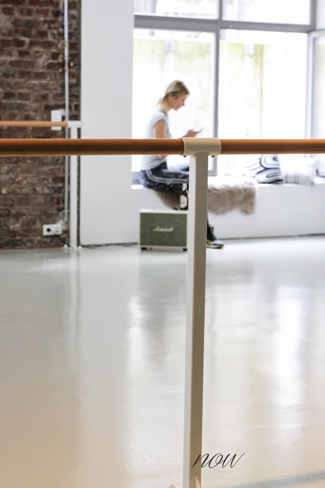 Barre Workout mit Krombacher Alkoholfrei /Cornelia Dingendorf - Youpila Düsseldorf - Nowshine ü 40 fashion, lifestyle & fitness