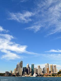 sydney skyscape