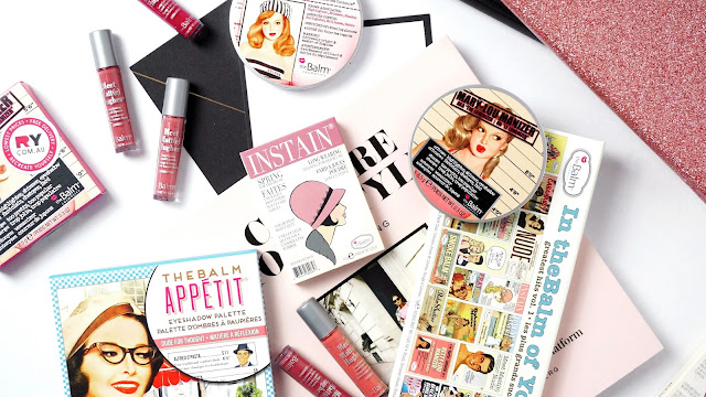 Top Picks from theBalm Cosmetics