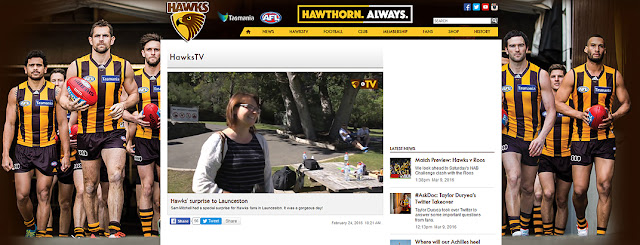 http://www.hawthornfc.com.au/video/2016-02-24/hawks-surprise-to-launceston