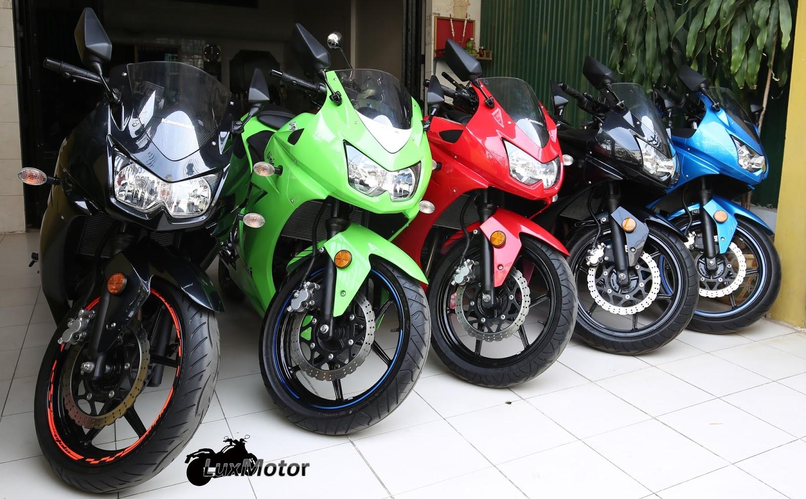 2009 To 2012 Kawasaki Ninja Ex250r Cambodia Expats Online Forum