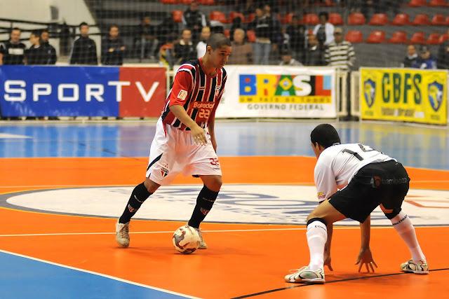 Tipos de marcação no Futsal