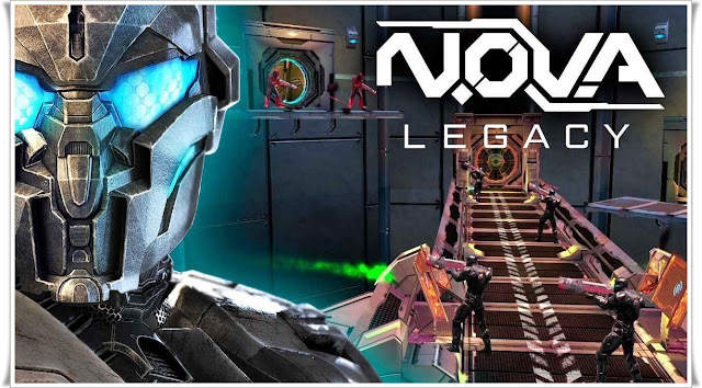 N O V A  Legacy Mod Apk v4 1 5 [Unlimited Money
