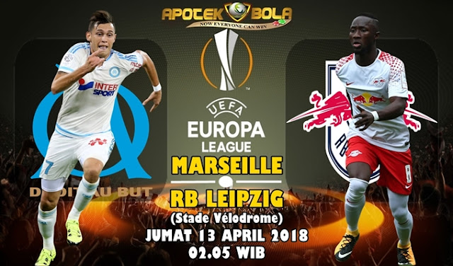 Prediksi Olympique Marseille vs Leipzig 13 April 2018