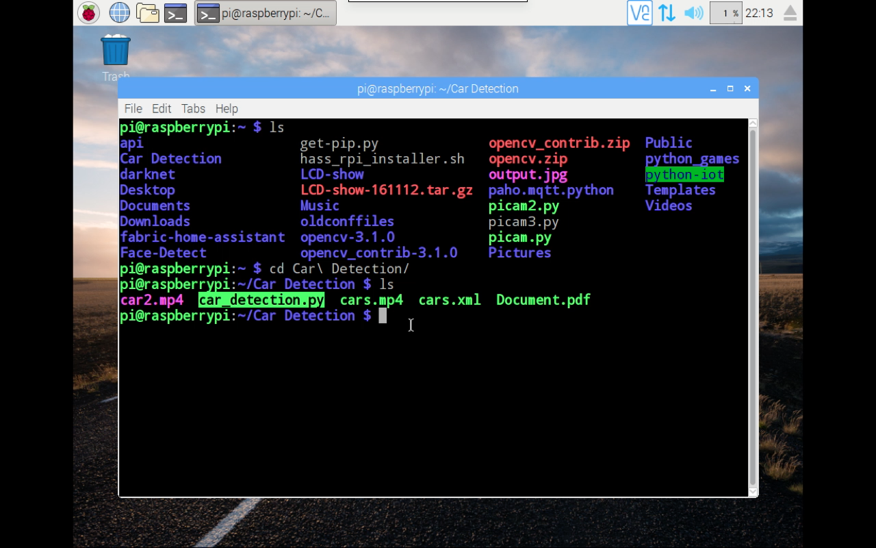 Raspberry Pi Projects: Raspberry Pi Car Detection with OpenCV