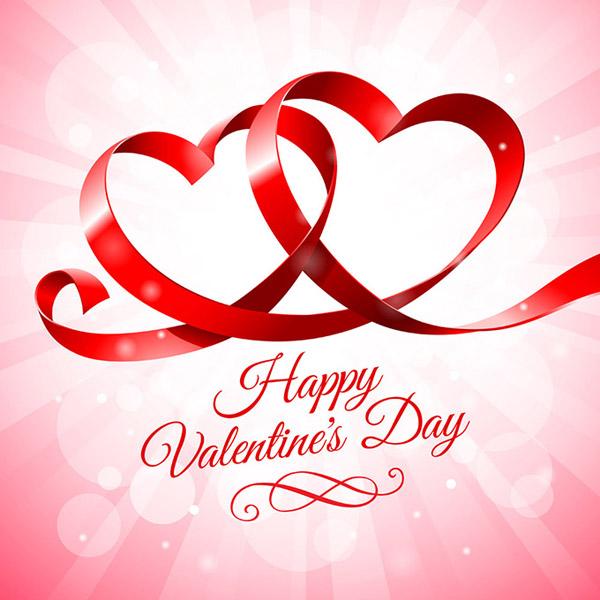valentine, Băng hình trái tim lãng mạn