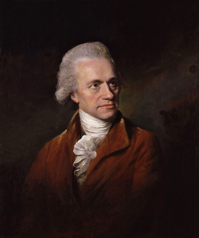 Lemuel Francis Abbott - William Herschel (1785)