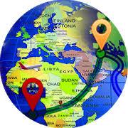 Free Download  Offline world map