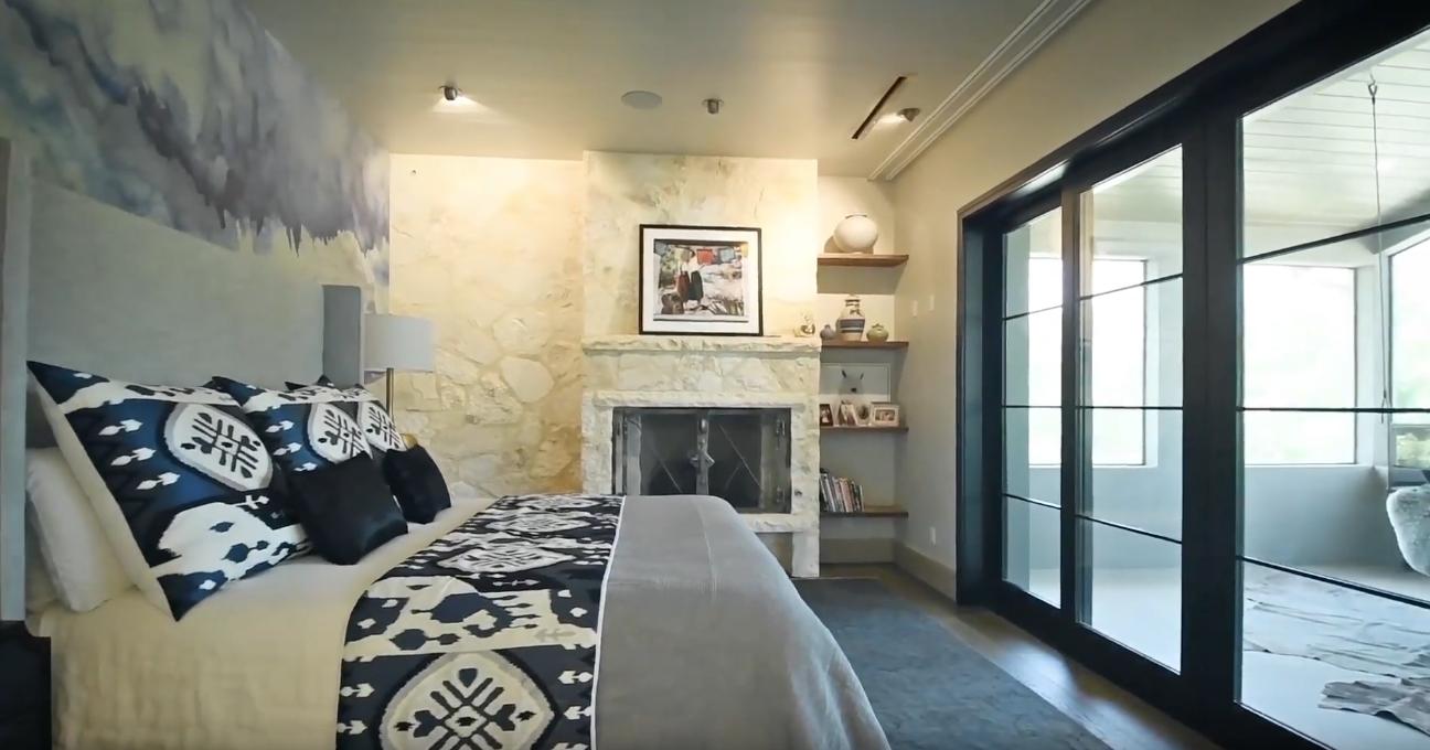 12 Photos vs. Contemporary River Camp Compound - High End Home & Interior Design Video Tour