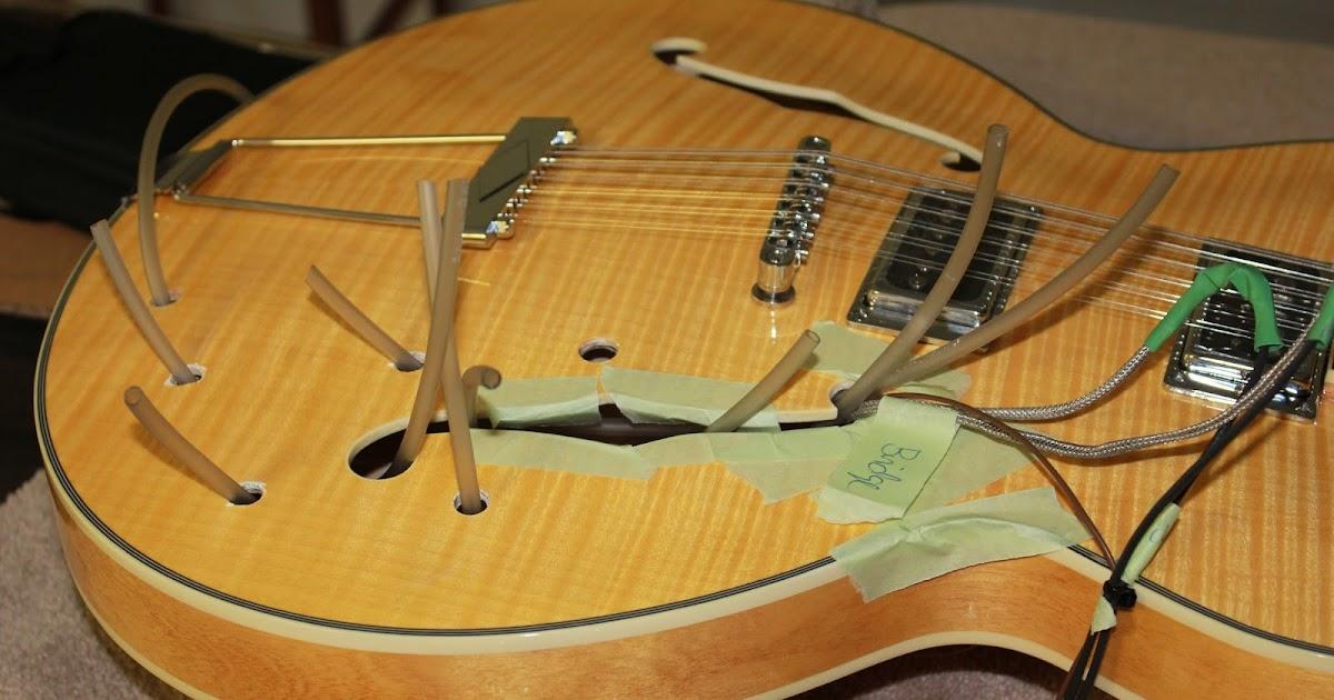 wiring for 12 string guitar jack wiring guitar jack wiring to headphones guitar kit builder: 12 string 335 - wiring it up #14