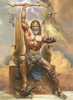 Los romanos adoran al dios Zeus rebautizado Júpiter