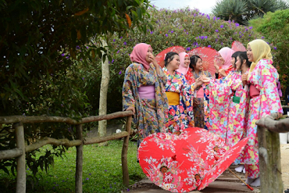 12 Tempat Wisata di Bandung Barat yang Murah Meriah, Cocok Untuk Liburan Akhir Pekan