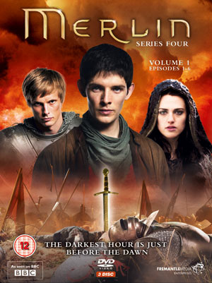 The Wertzone: Merlin: Season 4